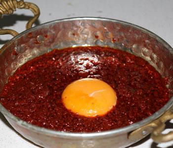 Çamanlı Yumurta